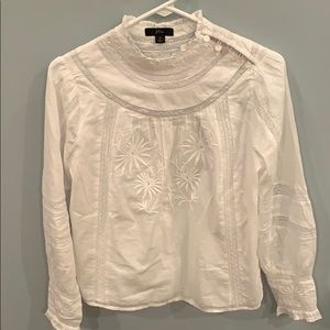 Jcrew blouse worn once!
